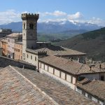 Arcevia and its nine castles